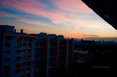 Singapore - a beautiful sunrise!