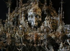 Kris Kuksi Makes Demons in Our Mind Come Alive (14 Pics) - My Modern Metropolis