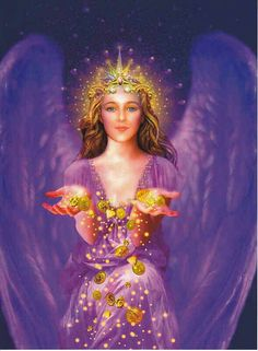 El angel de la abundancia