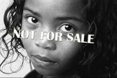 While many Americans have heard of human trafficking in other parts of the world -- Thailand, Cambodia, Latin America and eastern Europe, for example -- few people know it happens here in the United States.    The FBI estimates that well over 100,000 children and young women are trafficked in America today. They range in age from 9 to 19, with the average age being 11.