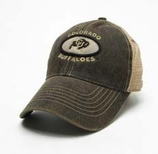 Colorado Buffaloes Legacy Old Favorite Trucker Hat 4130b969cff