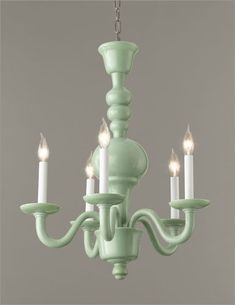 OMG! A jadeite-chandelier!  This is a repro - Fire King never made a cnadelier, and the $1000. price tag for this is beyond stupid.  Still - I loves it.