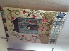 Barb Adams Quilter On Pinterest Blackbird Designs Sweet Home And Quilts