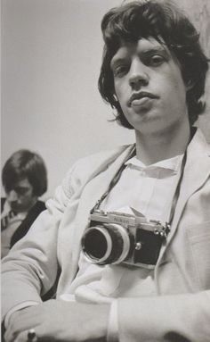 Mick Jagger- The Rolling Stones