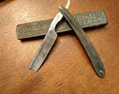 Joseph Rodgers & Sons Cutlers to Their Majesties Straight Razor
