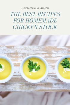Is your pantry filled with canned chicken stock - or are you thinking about trying to make your own chicken stock from leftover chicken? If so, these recipes using up canned chicken stock are the best ones you need to know - and try tonight! Avocado Smoothie, Green Smoothie Recipes, Yummy Smoothies, Homemade Chicken Stock, Canned Chicken, Avocado Recipes, Healthy Recipes, Chicken Broth Recipes, Yum Yum Chicken