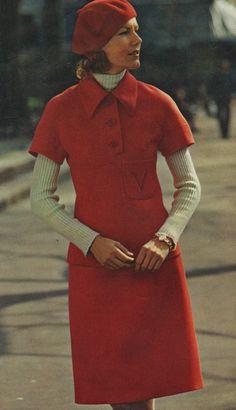 Vintage Valentino, 1970s
