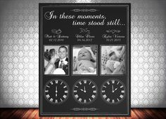 In These Moments Time Stood Still Time Stood by PrettyPixelsForYou, $14.99