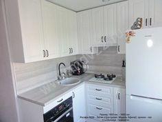 Compact Kitchen, Kitchen Sets, Home Decor Kitchen, Kitchen Furniture, Kitchen Interior, Kitchen Design, Small Appartment, Small Apartment Kitchen, Space Saving Kitchen
