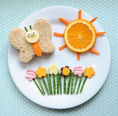 Be Different...Act Normal: Healthy Summer Lunch For Kids