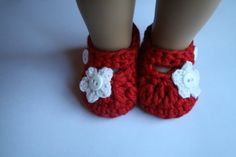 red #booties
