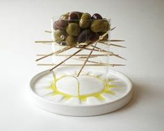 Olive Drop - great for parties!