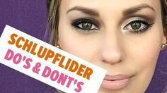 Wie schminkt man Schlupflider richtig damit das Auge schön offen ausschaut und es optisch zumindest aussieht als hätte man eine Lidfalte??? Ein paar Produkte...