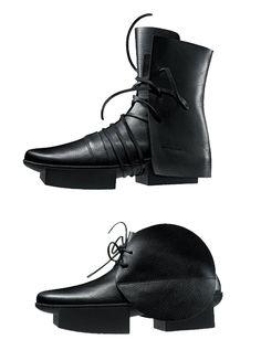 Trippen footwear.                                                                                                                                                                                 More