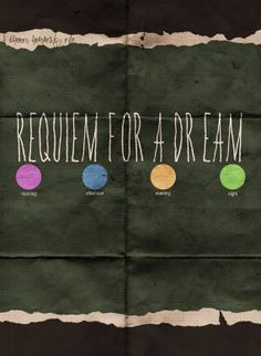 Requiem for a Dream 11 x 15 Poster by FinchGraphic on Etsy, $12.00 Requiem For A Dream, Fun Crafts, Kids Rugs, Unique Jewelry, Handmade Gifts, Films, Movies, Poster, Etsy