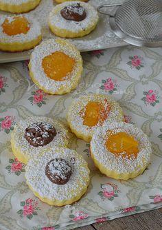 Biscotti ovis mollis ricetta facile e veloce Cookies, Doughnut, Baked Goods, Muffin, Pudding, Baking, Breakfast, Desserts, Food