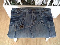 Recycled Jeans  : panca