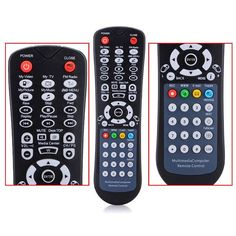 669c4bcc3f2 Description: IR USB Wireless Media Desktop Computer PC Remote Control Media  Center Controller With Wireless