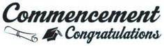 Reminisce COMMENCEMENT Graduation Stickers by countrycroppers, $2.24