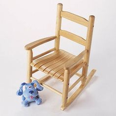 rocking chairs for children amazon ergonomic chair 63 best kids wooden images furniture s kohl bench stool play table lipper