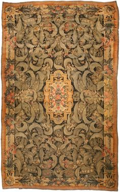 Vintage Samarkand Khotan Carpet Tribal Rugs