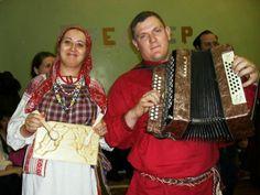 city Omsk . youth enjoys