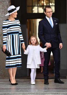 Los reyes Juan Carlos y Sofía, la reaparición de la princesa Sofia... en el 'Te Deum' en honor a Carlos Gustavo de Suecia - Foto 3