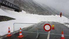 Oberried: Erneut donnert eine Lawine am Brienzersee runter - News Region: Thun & Oberland - bernerzeitung.ch