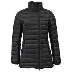 Birta Coat Ladies Down Coat Zipped Warm