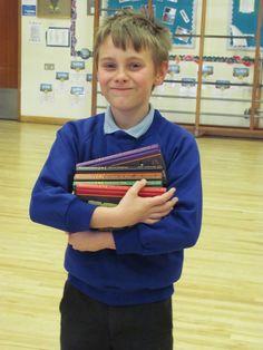 Jack Trelawny School Author Visits