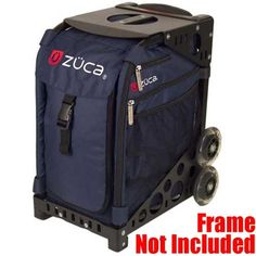 Zuca SIBM031 Sport Insert Bag Midnight Navy 89055900031 -- Learn more by visiting the image link. (This is an Amazon Affiliate link and I receive a commission for the sales)
