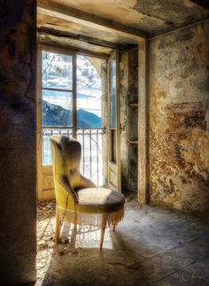 Chair of sadness Part II by Christian Boss on 500px
