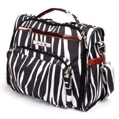 Ju-Ju-Be B.F.F. Diaper Bags, Safari Stripes Ju-Ju-Be