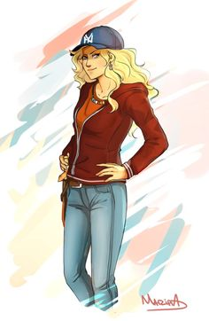 fierce annabeth fan art - Yahoo Image Search Results