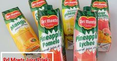 Del Monte Juice Drinks New Summer Flavors | Dear Kitty Kittie Kath- Beauty Blogger with Fashion, Lifestyle, and Mommy Blog on the side