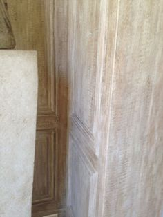 Dennis & Leen - PERFECT STAIN Paneled Walls, Wall Colors, Fabrics, Stains, Interiors, Interior Design, Beach, Projects, Painting