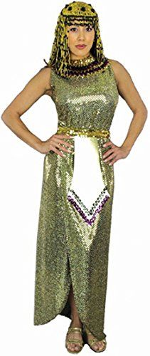 Adult Sequin Cleopatra Costume (Size: Medium 8-10) CHR http://www.amazon.com/dp/B00OMAV1CK/ref=cm_sw_r_pi_dp_aQg.ub0JEHERM