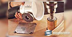 DIY Dust Catcher - Dust Collection Tips, Jigs and Fixtures | WoodArchivist.com
