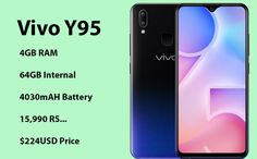 Vivo Y95 Mobile, phone, Price, Specifications, Price in India, Release date, Colour. Vivo Y95 Battery, USD Price, Howtrending, specs,