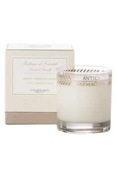 Antica Farmacista 'Lemon, Verbena & Cedar' Candle available at #Nordstrom