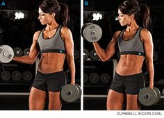 Bodybuilding.com - Bare Your Arms: Jen Jewell's Armageddon Workout
