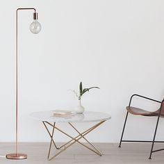 Cool Floor Lamp - Copper - alt_image_three