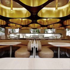 the press club / BY March studio Commercial Architecture, Commercial Interior Design, Commercial Interiors, Interior Architecture, Interior And Exterior, Hotel Restaurant, Restaurant Lighting, Seafood Restaurant, Space Interiors