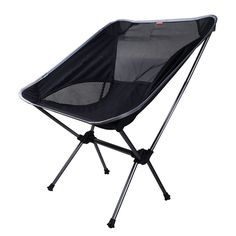 Weanas® Portable Ultralight Collapsible Moon Leisure Camping Chair with Carrying Bag for Outdoor works, Camping, Hiking, Travel, Hunting, Fishing ** Don't get left behind, see this great outdoor item : Camping gear
