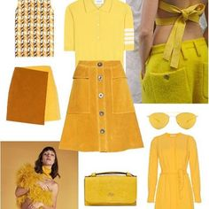 This season is all about the trendcolor yellow: On our Journal you can find our favourite items.  #trendfortrendcom #clickandpublish Sunnies, Journal, Seasons, Yellow, Instagram Posts, Sunglasses, Seasons Of The Year, Shades