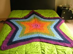 Rainbow Starghan. Wanna give it a shot though I'm not entirely sure what I'll do with it afterwards...