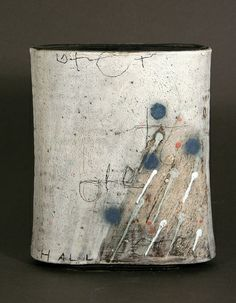 Flat Form by Sam Hall  Ceramic 26 x 8.5cm