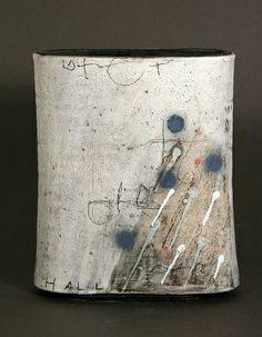 Flat Form by Sam Hall Ceramic 26 x 8.5cm