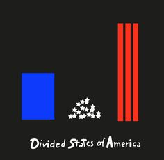 There's a new place in the world ! D.S.A. Divided states of America #electionday2016