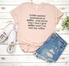 Teacher Shirts, Mom Shirts, Shirt Designs, Unisex, My Style, How To Wear, Bella Canvas, T Shirt, Comfy